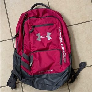 Under Armour Storm Backpack Pink
